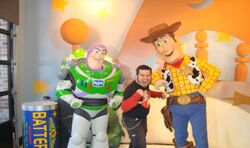 ERod with Woody and Buzz