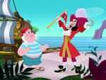 Hook&Smee-Jake Saves Bucky02