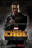 Luke Cage - Promotional Image - Diamondback