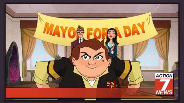 Mayor for a Day 4