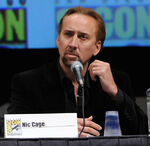 Nic Cage SDCC