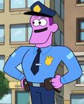 Officer Keys