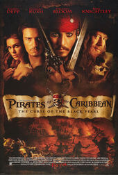 Pirates of the Caribbean movie
