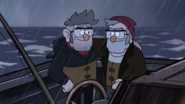 Stan and Ford Pines
