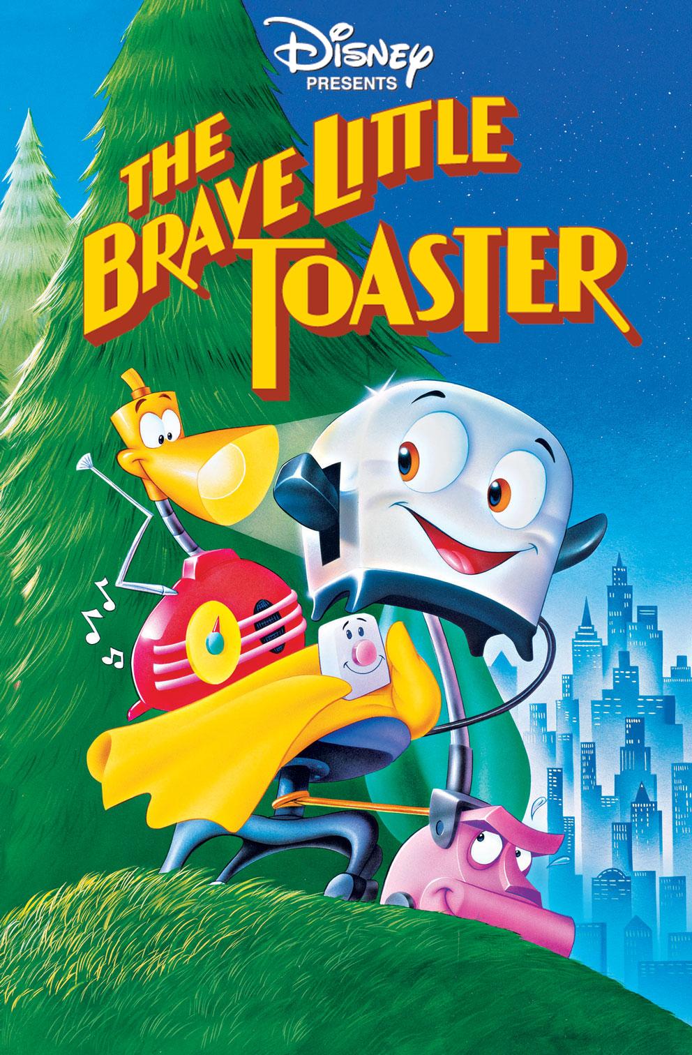 The Brave Little Toaster Disney Wiki