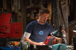 Tony Stark mechanic IM3