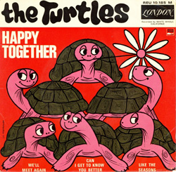 Turtles happytogether single