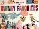 50 Happy Years of Disney Favorites