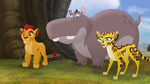 Beshte, Kion, and Fuli