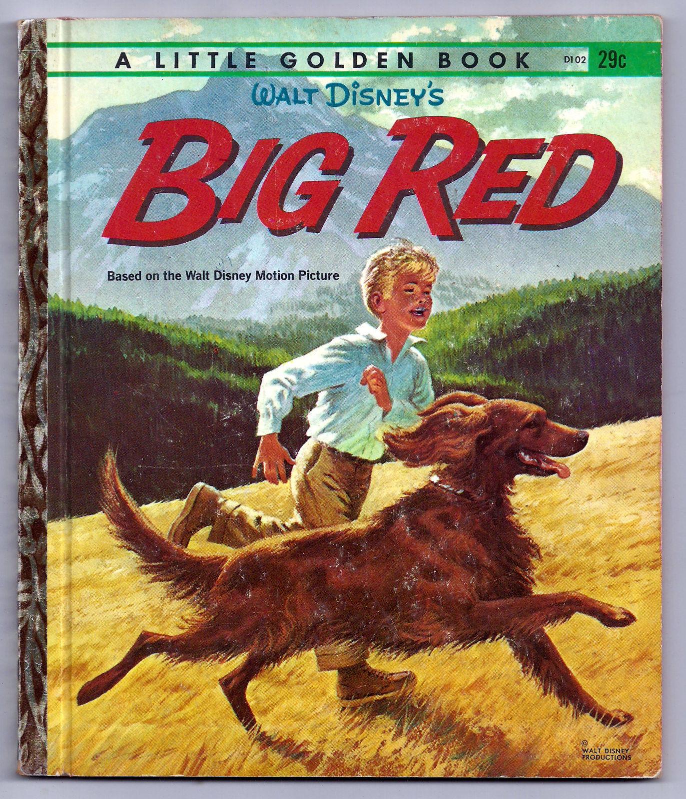 Big Red Book