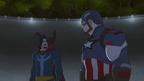 Captain America Faces Doctor Strange AUR