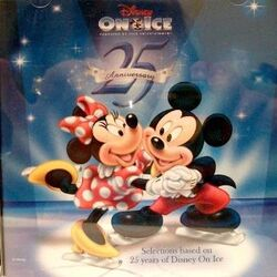Disney on Ice 25th Anniversary album