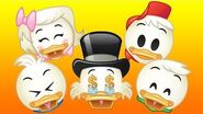 DuckTales As Told By Emoji Disney