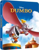 Dumbo Steelbook