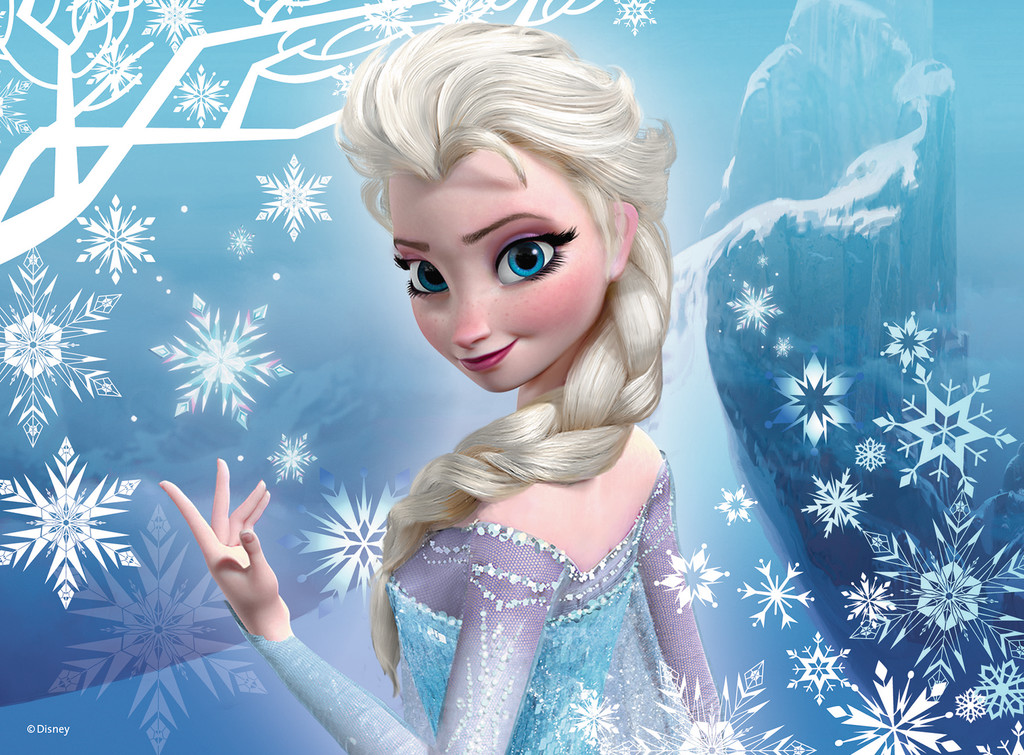 Frozen Queen Elsa Wallpaper