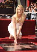 Gwyneth Paltrow Hollywood Walk of Fame