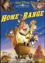 Home on the Range 2005 AUS DVD First