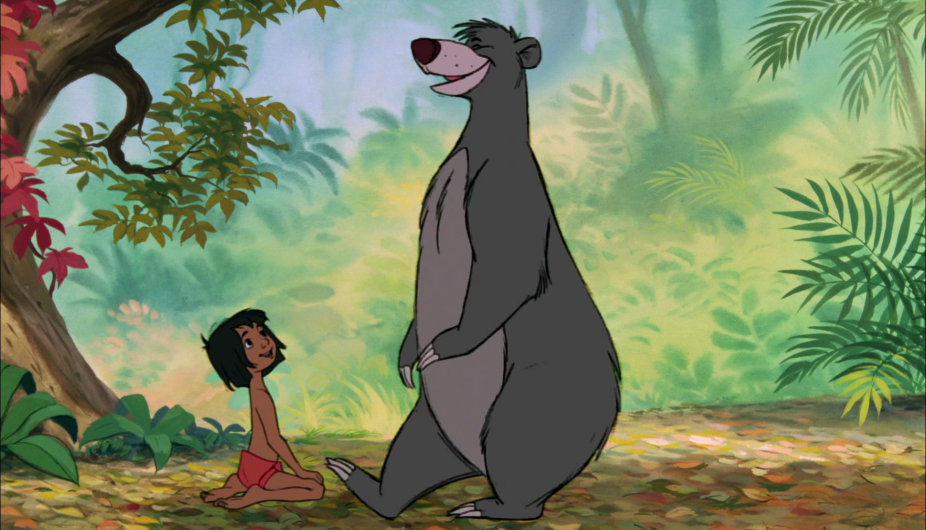 The Jungle Book New Theme Song