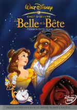 La Belle et la Bête 23 octobre 2002 DVD