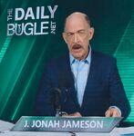 MCU J Jonah Jameson