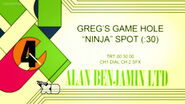 McNinja - Greg's Game Hole Spot
