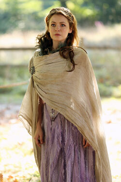 Once Upon a Time - 2x05 - The Doctor - Photography - Aurora