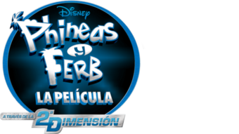 Phineas y Ferb pelicula logo