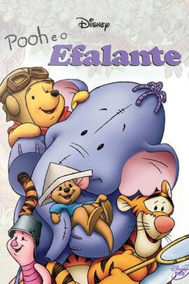 Pooh e o Efalante - Pôster Nacional