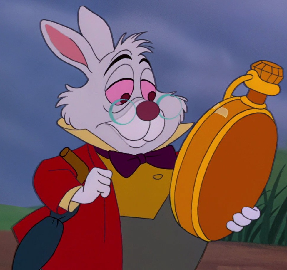 White Rabbit | Disney Wiki | FANDOM powered by Wikia