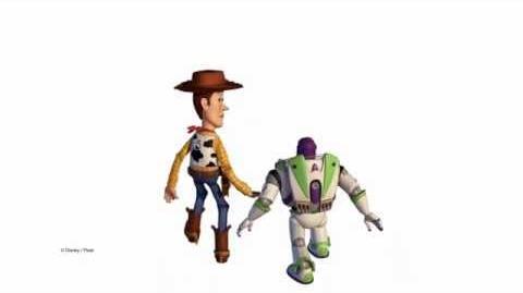 The Science Behind Pixar Exhibition - Ahora Abierto - Toy Story