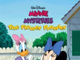 The Flower Prowler (Minnie's Mysteries)