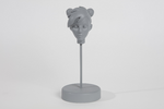 Torra Doza head sculpture