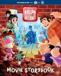 Wreck it Ralph and Ralph Breaks the Internet story set