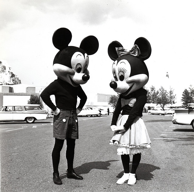 The History of Disneyland