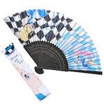 Alice folding fan