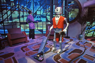 Horizons Butler Robot