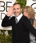 Joaquin Phoenix 71st Golden Globes