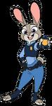 Judy-badge
