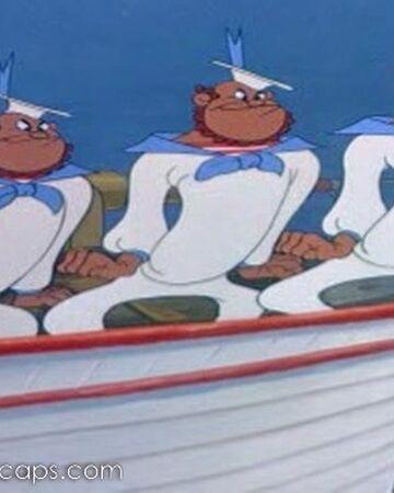 Tetti Tatti S Sailors Disney Wiki Fandom