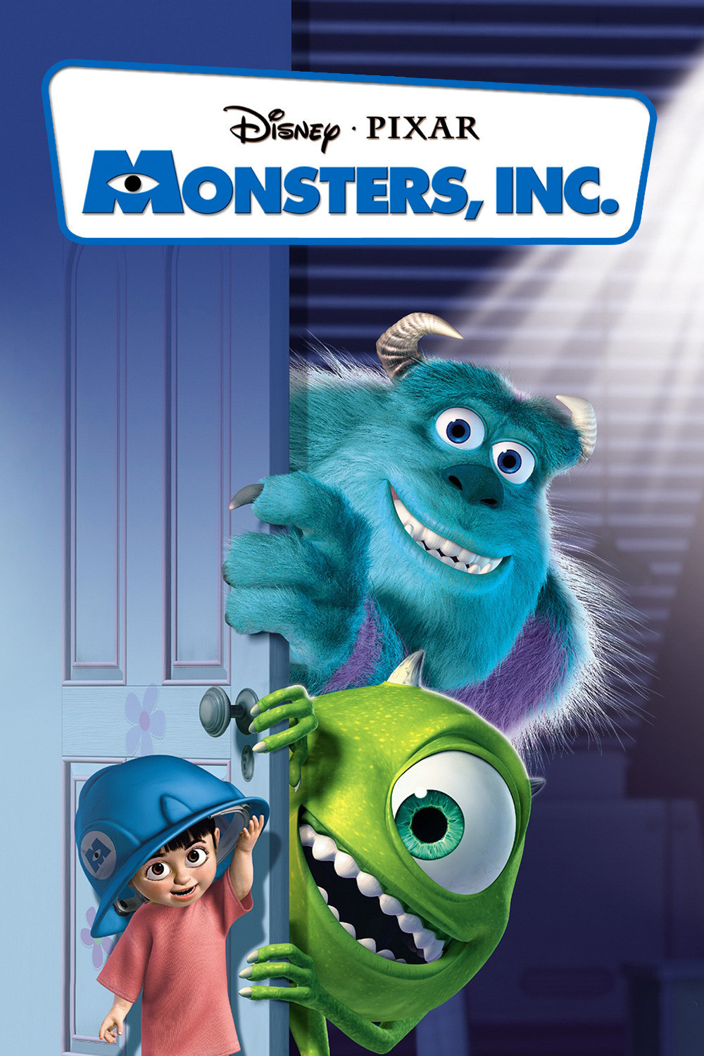 Image result for monsters inc poster