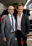 Nat Faxon & Jim Rash Way Way Back premiere