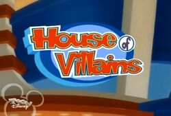 Pete's House of Villains