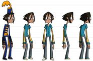 Pradeep Model Sheet