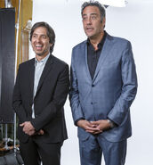 Ray Romano & Brad Garrett Keep Clean Benefit