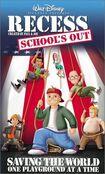 RecessSchoolsOut VHS
