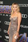 Scarlett Johansson Avengers EG premiere