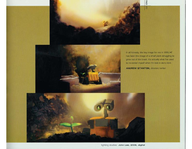 Imagen - The Art of WallE 053.png   Disney Wiki   FANDOM powered by ...