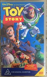 Toy Story 2000 AUS VHS