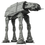 AT-AT Rebels Fathead