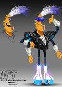 Bootjet Groovestar concept